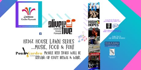 Alive at Five Concert - Plymouth - Brian Hitchings Trio tickets