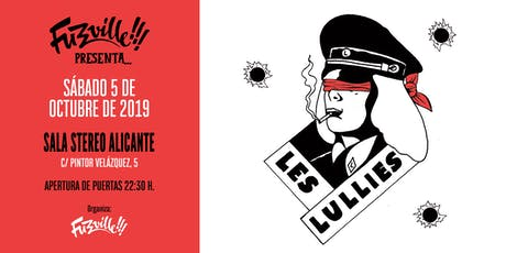 Fuzzville presenta: Les Lullies entradas