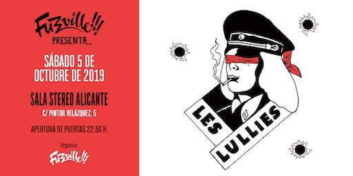 Fuzzville presenta: Les Lullies