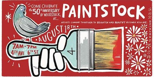 Paint Stock; A Tucson community paint jam