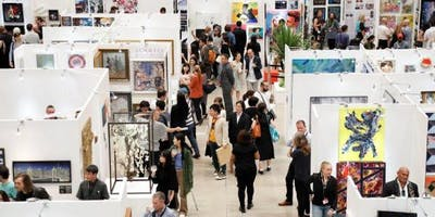 Tokyo International Art Fair - VIP Ticket Fri 5 June 2020