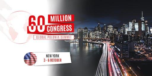 60 Million Congress - Global Polonia Summit_New York 2019