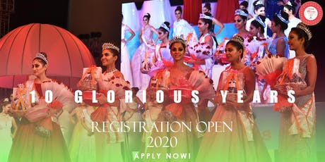 Registration Open for Mrs India Worldwide 2020 tickets