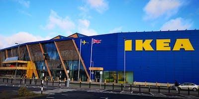 IKEA Greenwich - Welcome Week trip