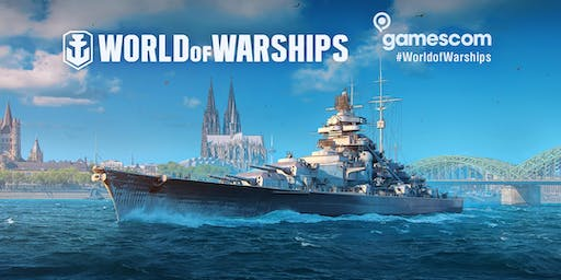 gamescom 2019 - World of Warships VIP Lounge