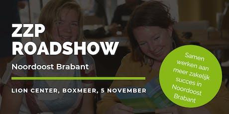 ZZP ROADSHOW Noordoost Brabant - Boxmeer tickets
