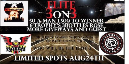 Crenshawearl's Elite 3on3