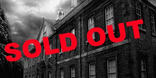 SOLD OUT Abington Park Museum Ghost Hunt Northampton Paranormal Eye UK