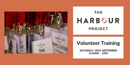 Harbour Project Volunteer Training