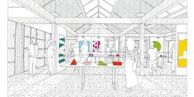 Goldsmiths Enterprise Hub: Design Consultation Workshop