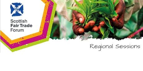Grampian Regional Session tickets