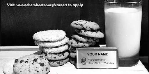 Careers + Cookies Job Fair for Cherokee Country Club's Grand Re-Opening