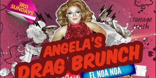 Angela's Drag Brunch