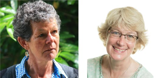 An Evening with...Sue Kittow and Jane Cable