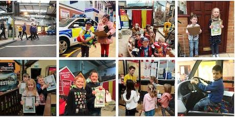 Junior Safety Inspector- SafeWise Bournemouth- Halloween Special tickets