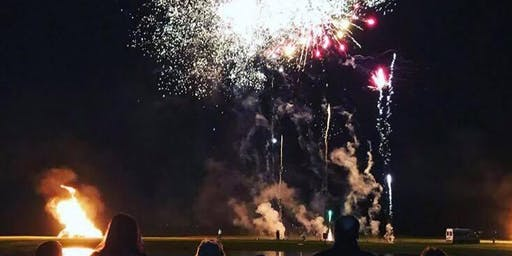 Bonfire Night at Gateway Resort, Llanelli!