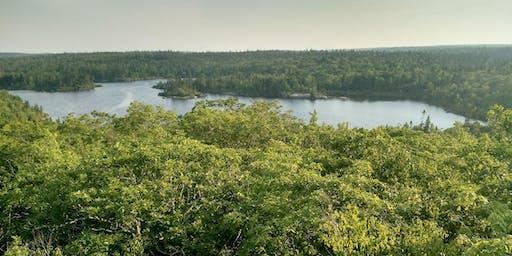 Hike to Fox Lake