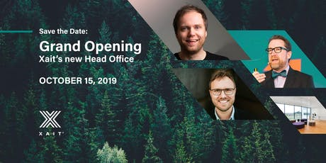 Grand Opening of Xait New Head Office tickets
