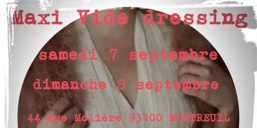 Velvet Moon Maxi Vide Dressing