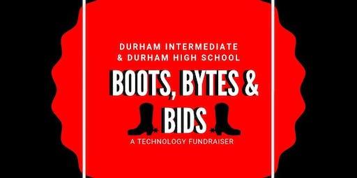 DHS & DIS Boots, Bytes & Bids