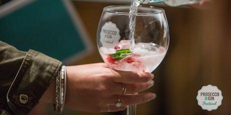 Prosecco and Gin Festival Peterborough tickets