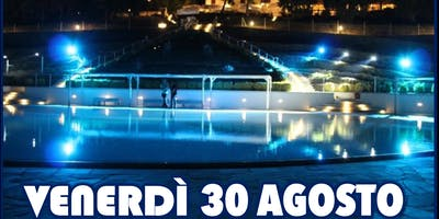PRESENTAZIONE+CENA BUFFET+POOL PARTY