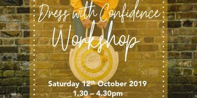 Dress with Confidence Style Workshop with Personal Stylist Rebecca Ffrancon