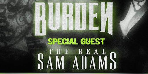 Burden Live in Ocala FL ( Fatal Attraction Tour)