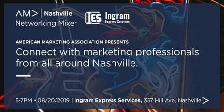 Marketing Professionals Networking Mixer tickets
