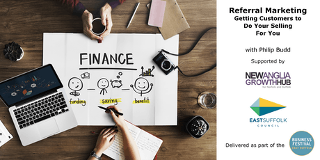 Mastering and Understanding Finances for Business - Lowestoft tickets