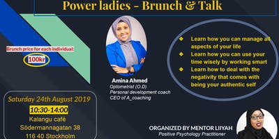 Power ladies - Brunch & Talk