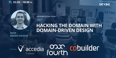 Hacking the Domain with Domain-Driven Design tickets