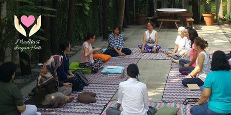 Meditasi dengan Hati : Tea Ceremony tickets