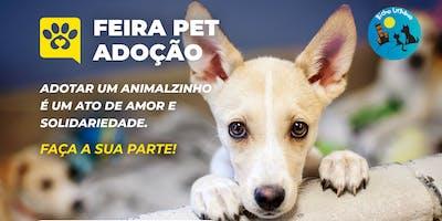 Feira Pet Adoção