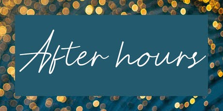 After hours - Music and Words in East Village tickets
