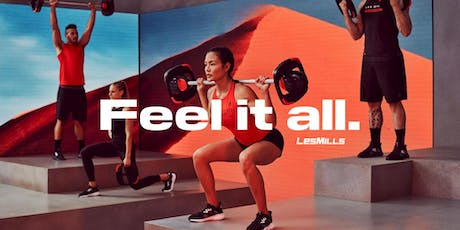 """LES MILLS Webinar """"Are you ready for September?"""" Tickets"""