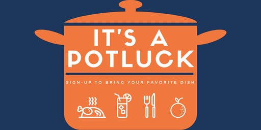 Fall Potluck  ~~~ individual registration required