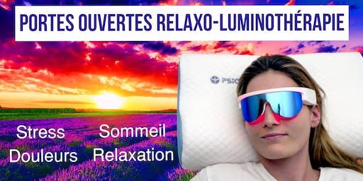 Portes ouvertes Relaxo-luminothérapie