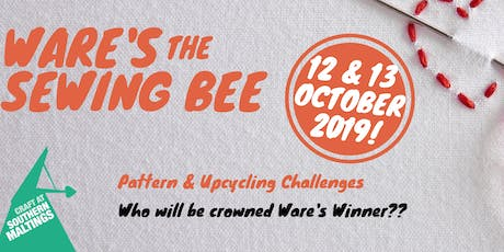 Ware's the Sewing Bee  tickets