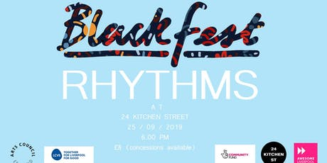BlackFest Rhythms  tickets