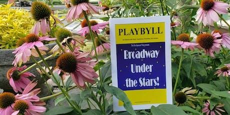 Broadway Under the Stars tickets