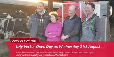 Lely Vector Open Day