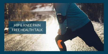 Carrick Glen Hospital How To Manage Hip and Knee Pain Event tickets