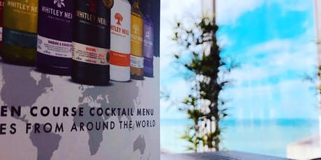 Whitley Neill Rooftop Gin Takeover tickets