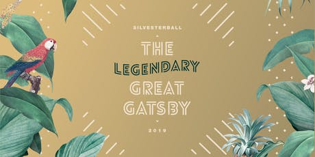 Silvester 2019 - The Ledgendary Great Gatsby Party Tickets