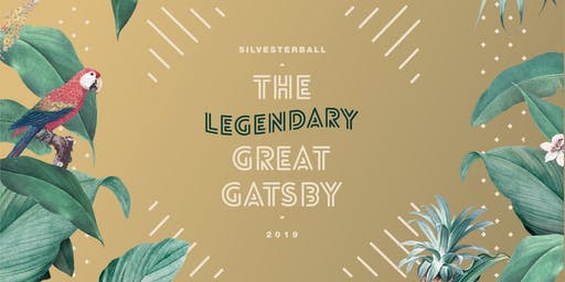 Silvester 2019 - The Ledgendary Great Gatsby Party