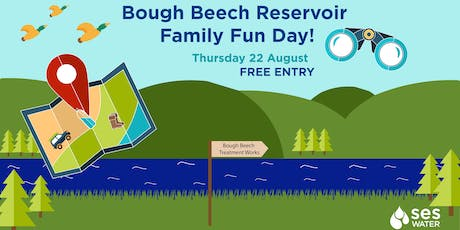 SES Water: Bough Beech Reservoir Family Fun Day  tickets