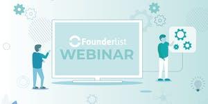 Webinar Founderlist: Oportunidad de Inversión en...