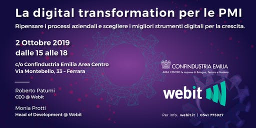 La Digital Transformation per le PMI