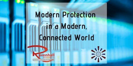 Modern Protection in a Modern, Connected World tickets